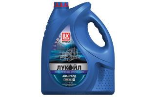 Моторное масло Лукойл Авангард