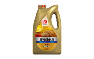 Отзывы о масле Лукойл люкс 5w40 синтетика