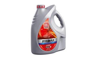 Преимущества использования масла Лукойл супер 5w40