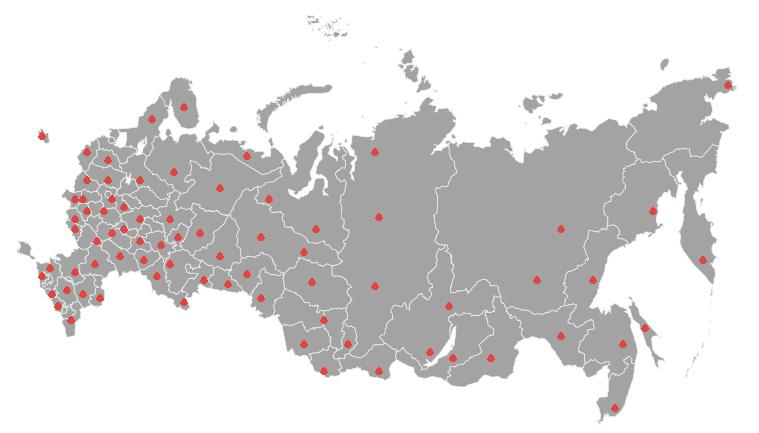 Лукойл АЗС: заправочная сеть в России №1